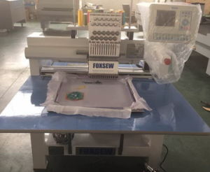 Single Head Compact Embroidery Machine pictures & photos