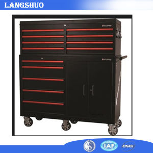 China Wholesaler New Design Storage Tools Metal Roller Tool Chest pictures & photos