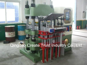 Full Automatic Control Rubber Vulcanizing Press with Two Station pictures & photos