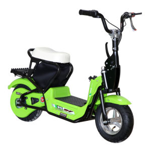 350W 24V 12ah Electric Folding Scooter for Kid Usage