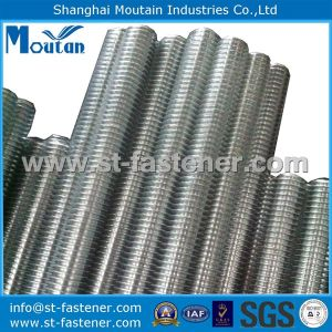 DIN975 Full Thread Rods with Zinc Plated