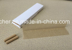 King Size 110mm Natural Unrefined Hemp Cone Rolling Paper pictures & photos