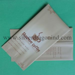 Ny/Pet Material Coffee Bag with Valve pictures & photos