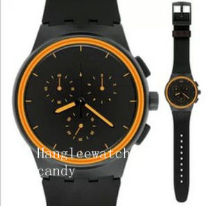 Quality Multi-Fonction Sport Watch Silicone Men′s Sport Watch (HL-CD051) pictures & photos