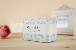 Medical Gauze Surface Layer Sanitary Napkins pictures & photos