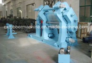 3 Rolls Rubber Calender/16 Inch Three Roller Rubber Calender Machine pictures & photos