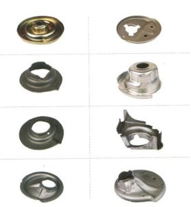 Stamping Spring Seat Parts (JXJK) for Auto Shock Absorber
