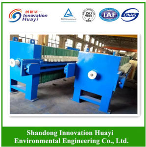 Automatic Filter Press for Sludge Dewatering pictures & photos