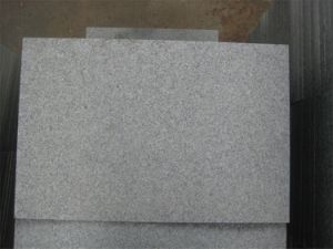 Natural Stone Grey Granite Floor Tile for Kitchen Flooring pictures & photos