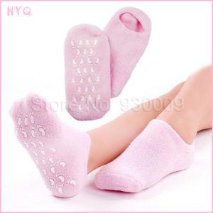 Internal Plant Essence Gel Formula Whitening Hydrating SPA Foot Peel SPA Socks Exfoliating Foot Mask pictures & photos