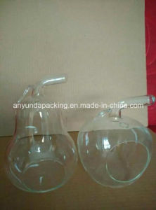 Creative Hanging Clear Glass Candle Holders