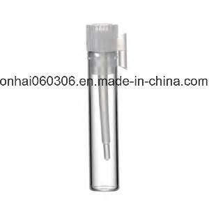 1-5ml Glass Perfume Sample Vial with PE Plug pictures & photos