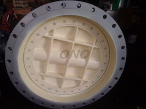 Wafer Type Forged Steel Butterfly Valve with Flange pictures & photos
