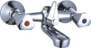 Double Handle Bath Faucet (TP-1063) pictures & photos