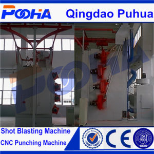 Q37 Hook Type Shot Blasting Cleaning Machine pictures & photos