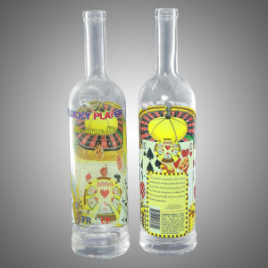 Glass Bottle for Beverage pictures & photos