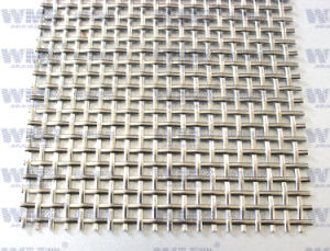 Stainless Steel Weave Mesh Belt pictures & photos