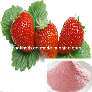 Organic Instant Strawberry Juice Powder (Food and Drink Grade) pictures & photos
