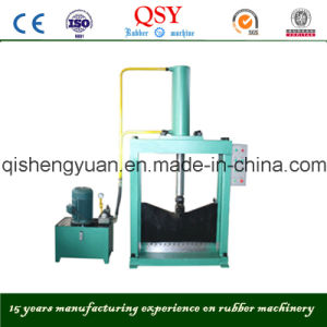Rubber Cutting Machine Made by Qishengyuan pictures & photos