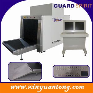 Security Alarm X-ray Luggage/Baggage Scanner System Xj10080 pictures & photos