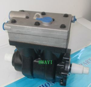 HOWO Air Brake Compressor 912 560 0000/9125600000 pictures & photos