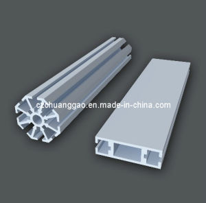 8 Way System Upright Extrusion & Beam Extrusion pictures & photos