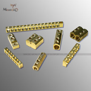 Finish Machining Brass Terminal (MLIE-BTL019) pictures & photos