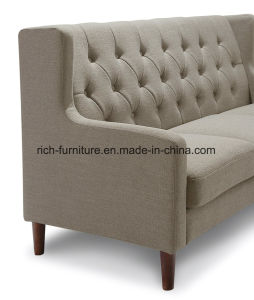 New Classical Fabric Sofa for Hotel Building Projects pictures & photos
