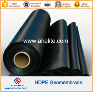 Fish Farm Pond Liner HDPE Geomembrane in Aquaculture pictures & photos