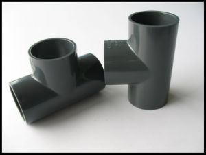 Pipe Fittings/ PVC Tee for Water Supply with Size Dn15-Dn300