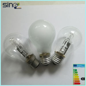 220-240V Clear E27 Halogen Lamp pictures & photos