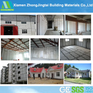 Soundproof Exterior Sandwich Panel/Insulation Sandwich Board pictures & photos