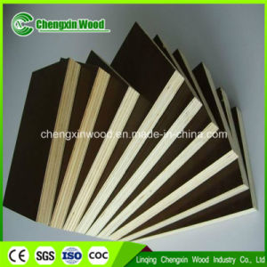 4X8 Film Faced Marine Plywood From Chengxin Wood Factory pictures & photos