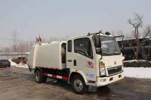 Compression Refuse Collector Truck pictures & photos