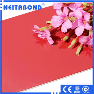 Neitabond 3mm 4mm Exterior PVDF Aluminium Composite Wall Cladding Panel (ACM) with Ce SGS pictures & photos