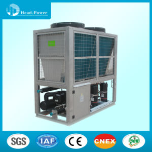 70kw Heating Air Source Heat Pump Air Cooled Scroll Water Chiller pictures & photos