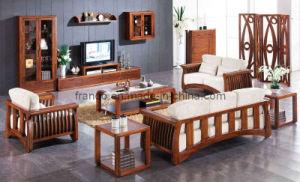 Wood Frame Sofa (AAE201)