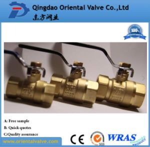 New Style High Quality ISO228 Quick Connected Brass Ball Valve pictures & photos