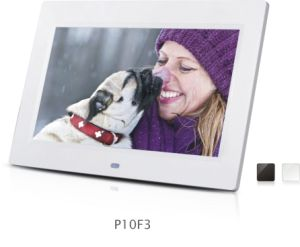 10 Inch Digital Panel Picture Frame Support SD Card, USB