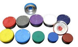 2, 5, 7, 10, 12, 15, 20, 25, 30ml Tubular Glass Vials, Bottle, Cosmetics Vials, Rubber Stopper, Flip off Cap pictures & photos