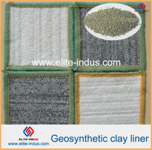 Containment Barrier Sodium Bentonite Clay Mat Used for Pond pictures & photos