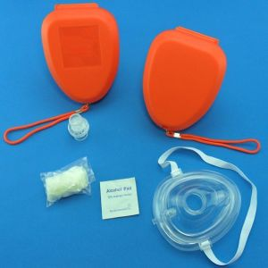 Emergency CPR Pocket Mask pictures & photos