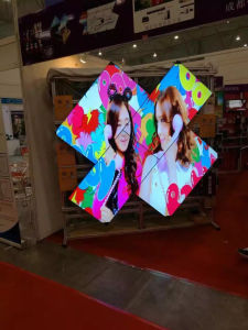 Irregular Video Wall LED Screen 46 47 55inch pictures & photos