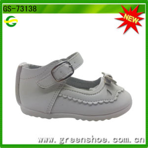Wholesale Shoes Fancy Baby Girls Shoes pictures & photos