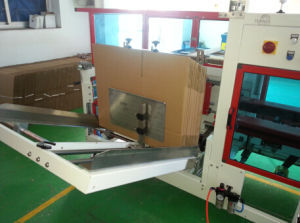 Yupack Automatic Carton Opening Machine, Case Erecting Machine pictures & photos