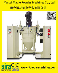 Powder Coating Mixer/Mixing Machine with Rotating Container pictures & photos
