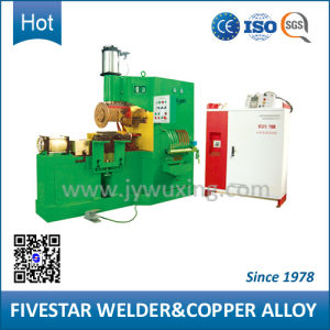 3 Phase Resistance Frequency Control Brake Shoe Seam Welder pictures & photos