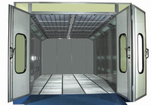 Water Based Paint Spray Booth (BD750) pictures & photos