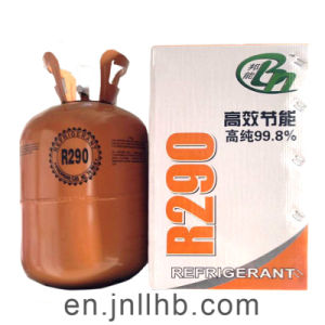 High Purity Refrigerant R290 or Commercial Air Conditioner