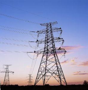 500kv Transmission Angle Steel Tower